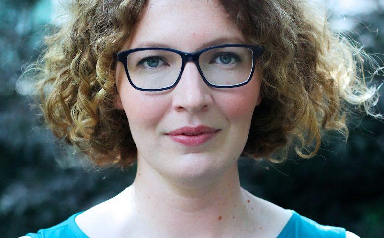 Writer Beth Underdown