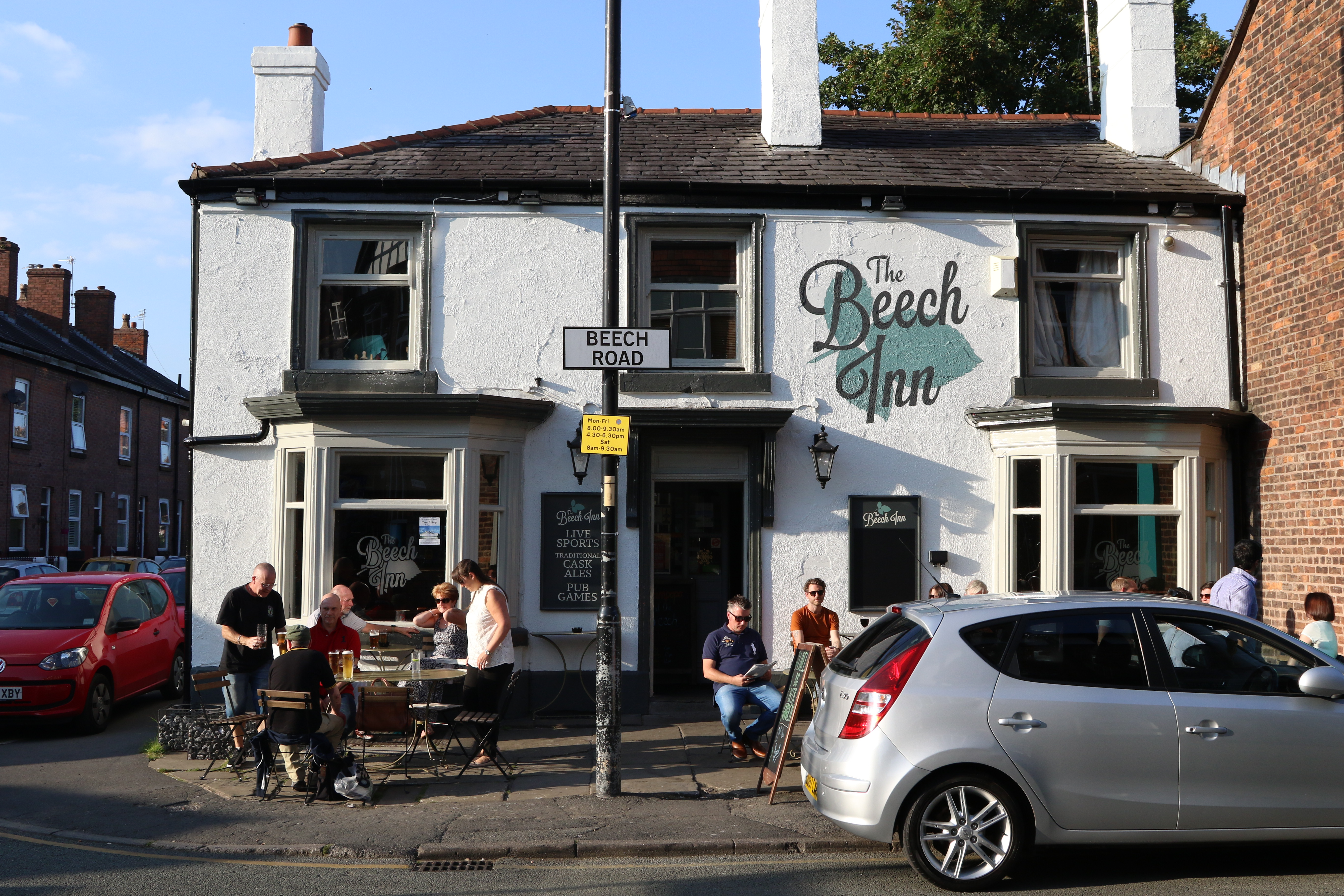 Beech Road Chorlton The best places to shop eat and drink