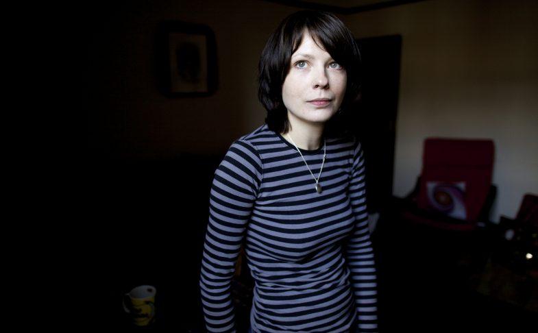 Author Jenn Ashworth, photo by Chris Thomond.