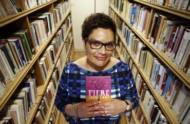 Poet Jackie Kay.