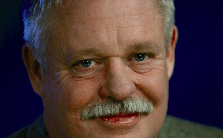 Author Armistead Maupin. Credit Christopher Turner.