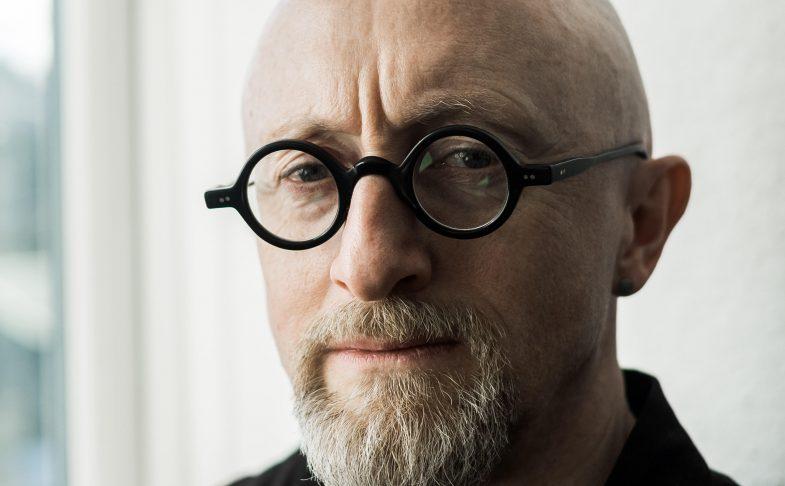 Author Nicholas Royle. Credit Zoe McLean
