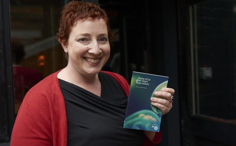 Tania Hershman. Credit Gwen Riley Jones.