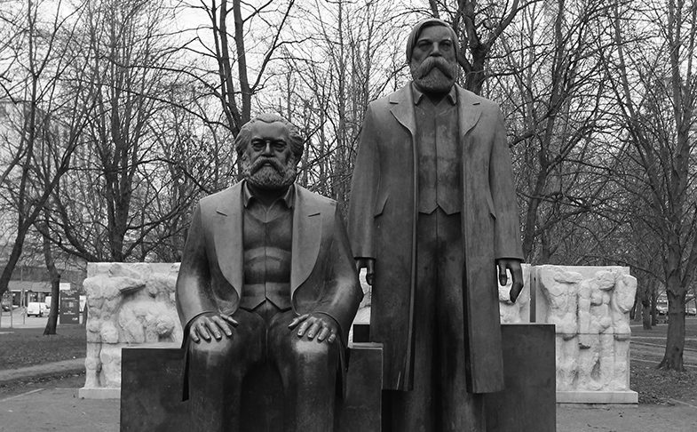 The Life and Works of Marx and Engels at the Working Class ...