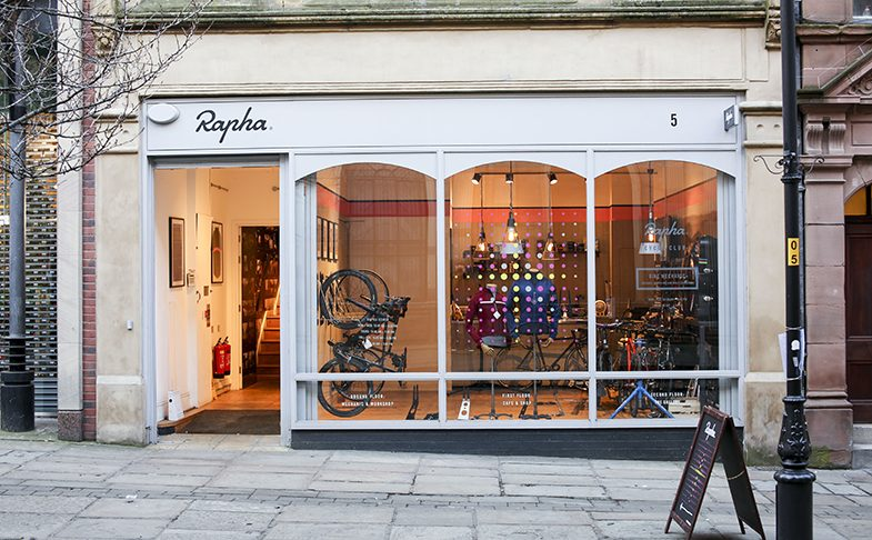 Rapha Clubhouse Manchester