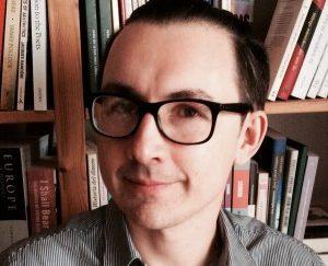 And Other Stories publisher Stefan Tobler.