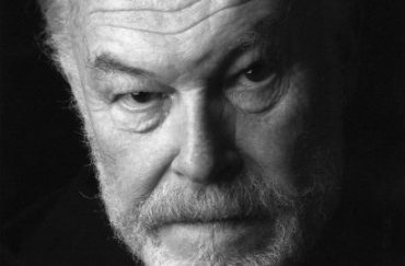 Actor Timothy West at MLF.