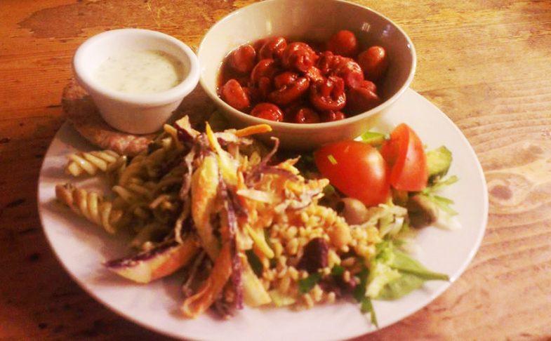 The Best Vegan Food In Liverpool Vegan Restaurants In