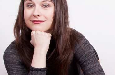 Writer Lara Williams.