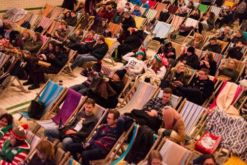 The Village Screen's Enchanted Christmas Cinema at Victoria Baths