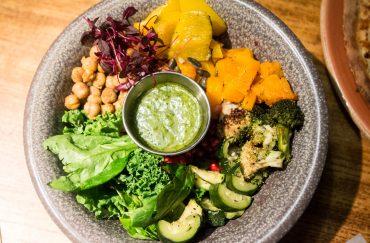 Vegan Food in Manchester