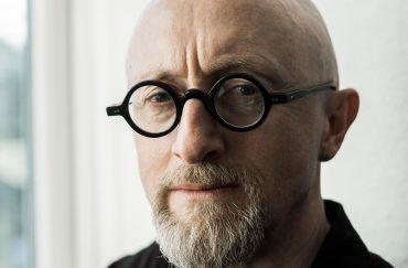 Writer Nicholas Royle. Photo by Zoe McLean