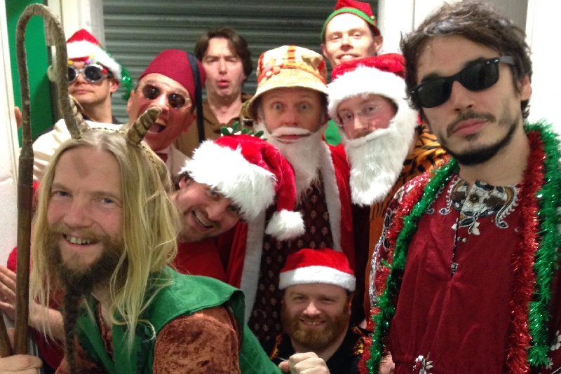 Baked A La Ska: 'Ska of Wonder' Christmas Party 2017 at Band on the Wall