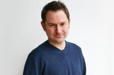 Writer Danny Brocklehurst.