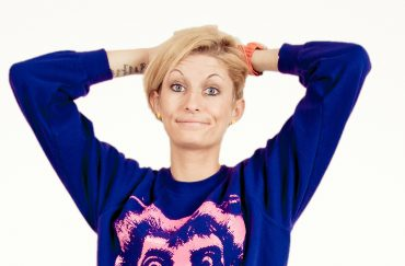 Tales of Whatever performer Harriet Dyer.