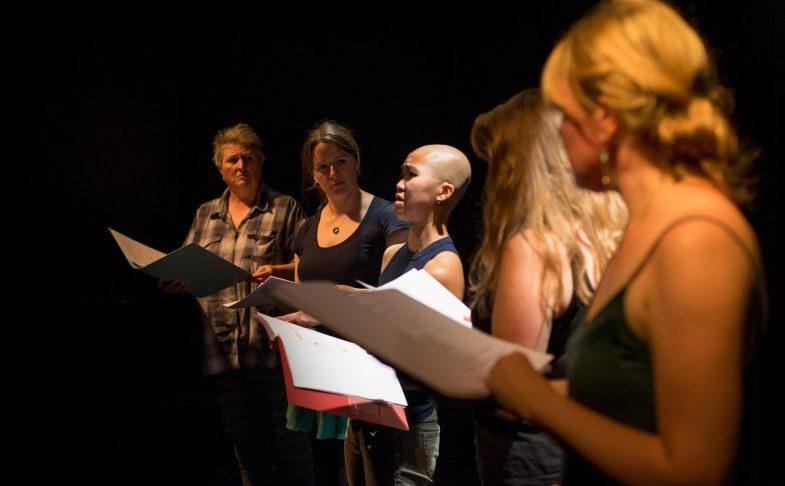 Motherlogues Theatre Deli