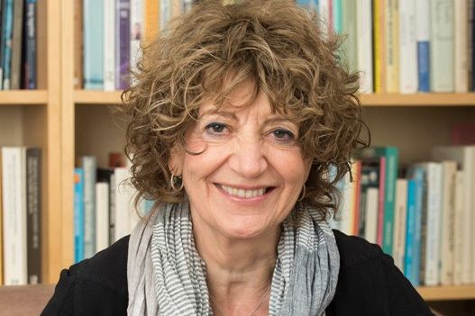 Susie Orbach in conversation with Jeanette Winterson at Martin Harris Centre