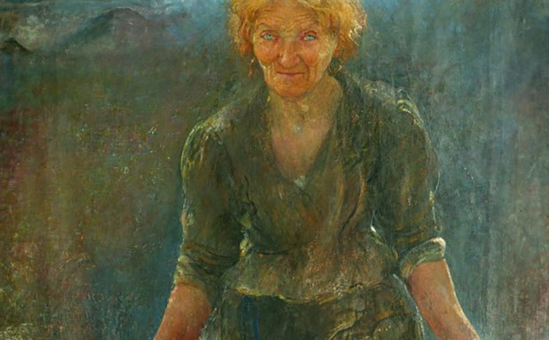 The Southing of The Sun, 1923, Annie Swynnerton, courtesy of Manchester Art Gallery