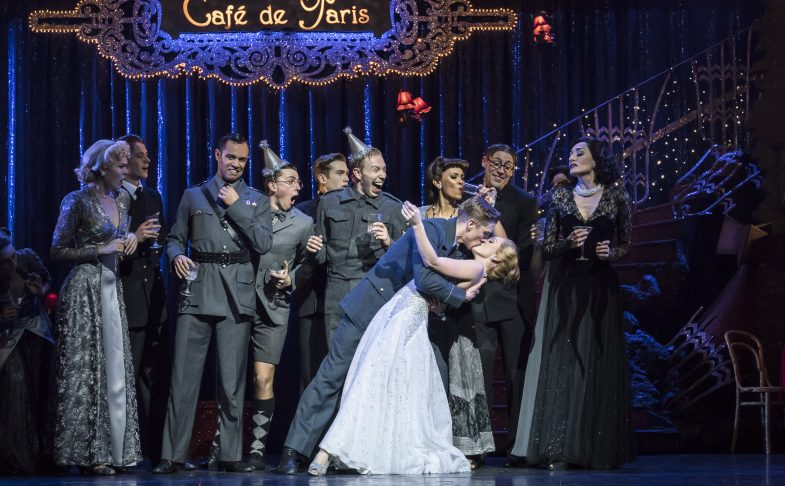 Matthew Bourne's Cinderella at The Lowry