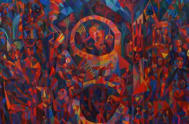 Dave Pearson – Return to Byzantium at The Turnpike, Leigh