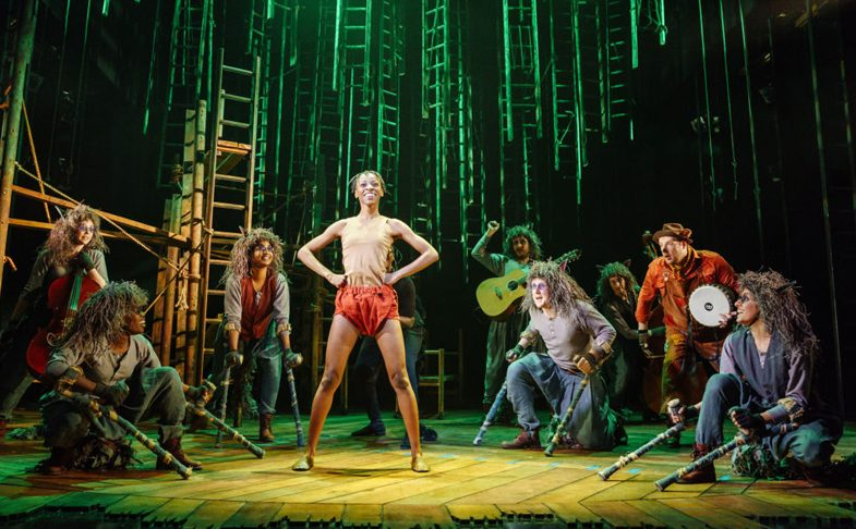 The Jungle Book live at Liverpool Playhouse