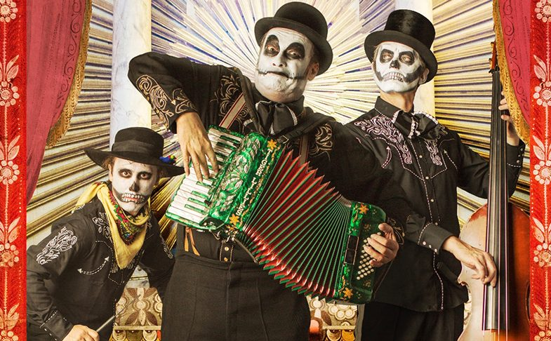 The Tiger Lillies Corrido de la Sangre at HOME