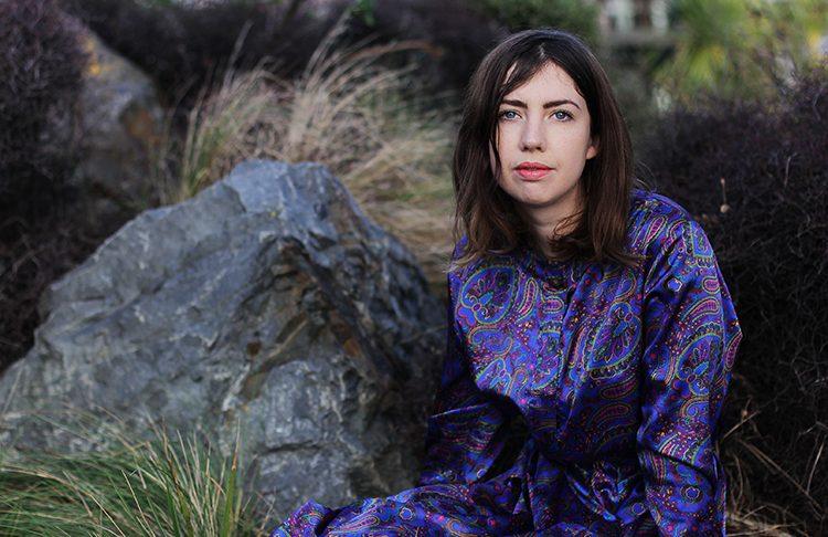 Poet Hera Lindsay Bird. Photo by Rachel Brandon.