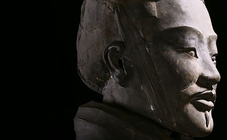 China's First Emperor and the Terracotta Warriors. World Museum, Liverpool