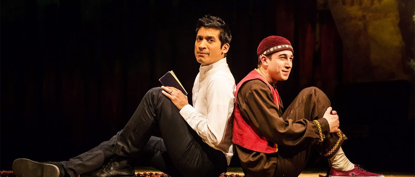 Blackpool Grand : The Kite Runner Credit: Betty Zapata