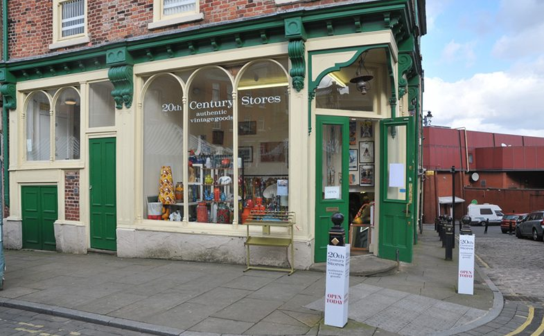 20th Century Stores, Stockport, vintage