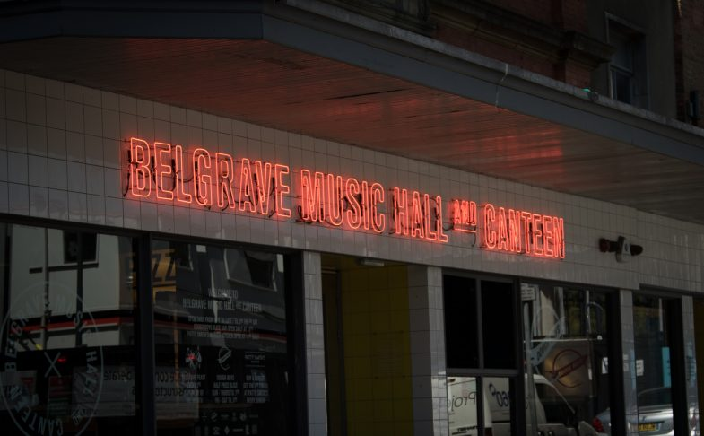 Belgrave music hall Leeds