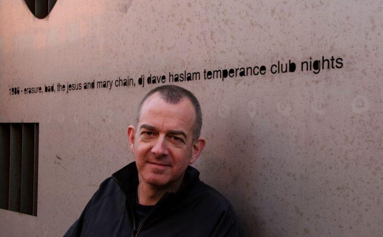Dave Haslam.