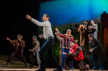 The Kite Runner at Blackpool Grand
