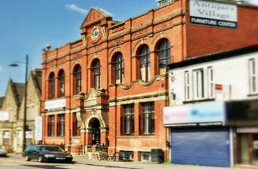 Levenshulme Antiques Village