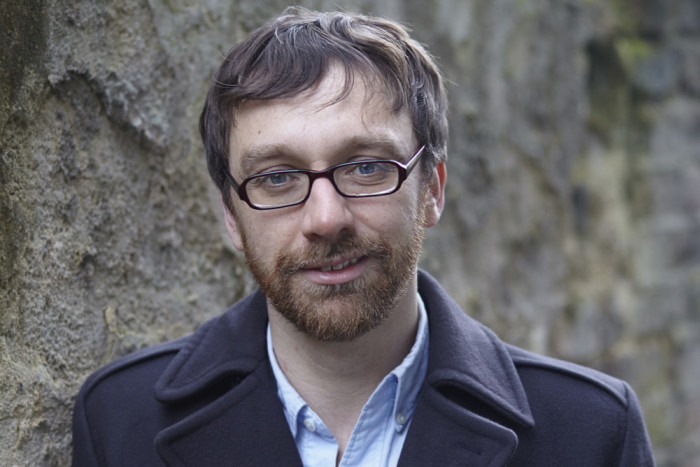 Luke Brown, contributor to The White Review.