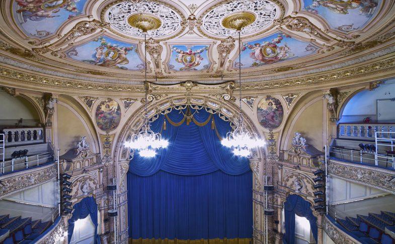 The Grand Theatre Blackpool