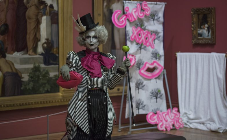 Roll up for Family Gorgeous at Manchester Art Gallery, part of Manchester After Hours 2018