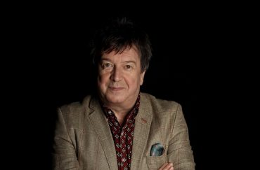 Stuart Maconie. Photo by Andy Hollingworth.