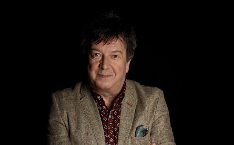 Stuart Maconie. Photo by Andy Hollingworth.