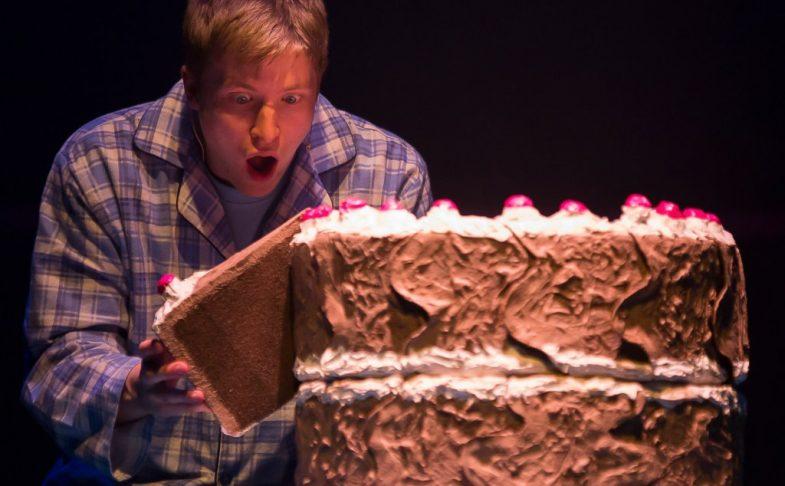 Michael Rosen Video Chocolate Cake