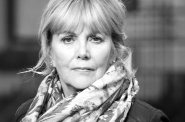 Author Kate Atkinson. Photo by Euan Myles.