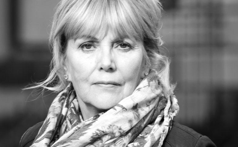 Author Kate Atkinson. Photo by Euan Myles.