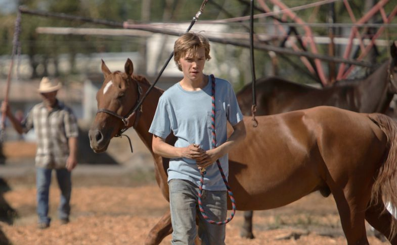 Lean on Pete - HOME