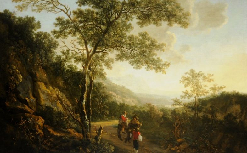 A Dutch Golden Age: Painters, Places and People in the 17th Century at The Cooper Gallery