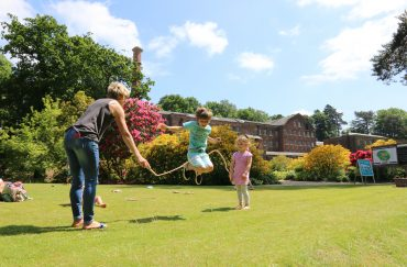 Journeys of the Imagination: May half term survival story at Quarry Bank