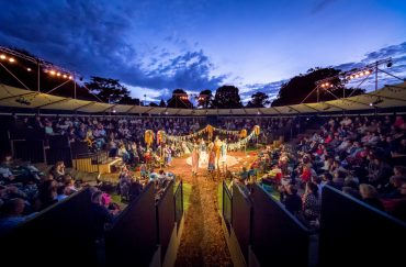 Much Ado About Nothing at Grosvenor Park Open Air Theatre