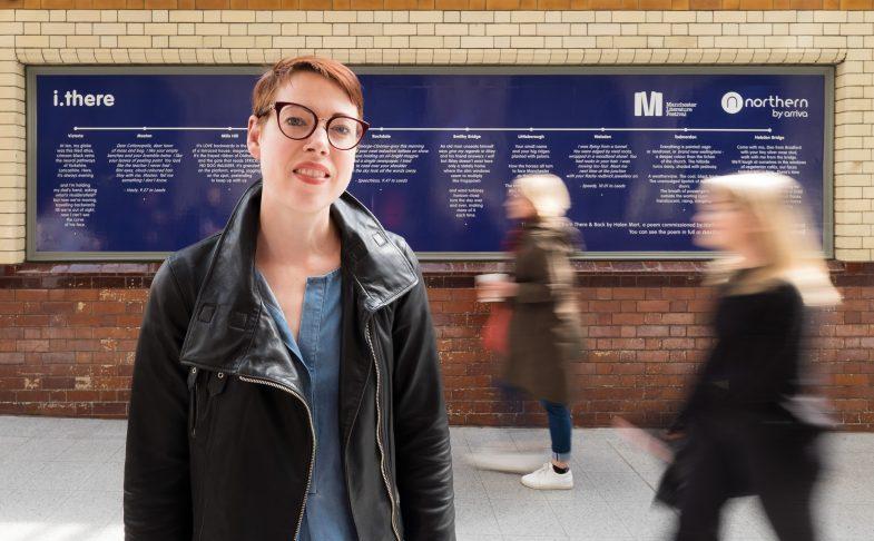 Helen Mort. Photo by Jonathan Pow