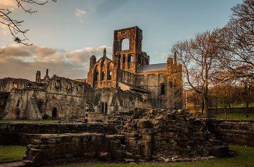 Kirkstall Abbey in Leeds