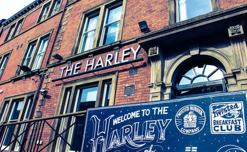 Music Venues in Sheffield.