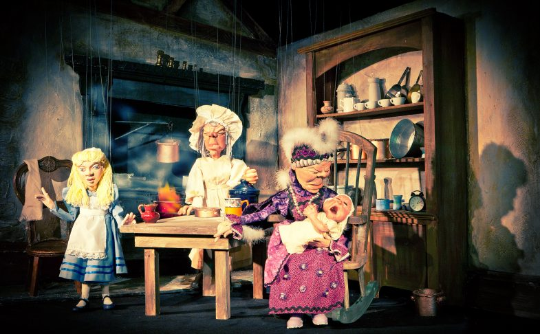Upfront Puppet Theatre